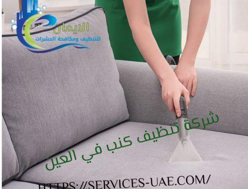 شركة تنظيف كنب العين |0561581557|خصم %20