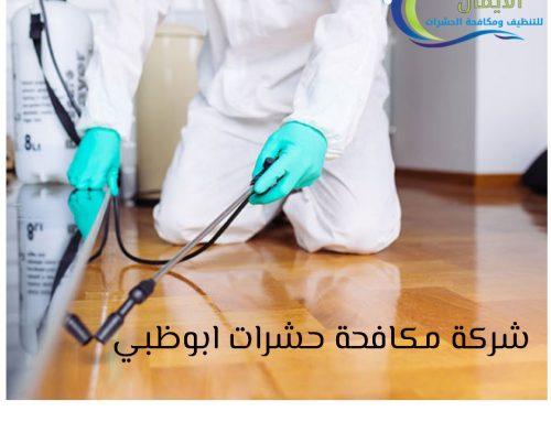 شركة مكافحة حشرات ابوظبي |0561581557|مكافحة جميع الحشرات